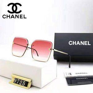 Chanel Sunglasses Pink NWT YJ028